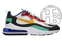 Мужские кроссовки Nike Air Max 270 React Bauhaus Multicolor AO4971-002