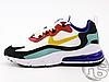 Мужские кроссовки Nike Air Max 270 React Bauhaus Multicolor AO4971-002, фото 2