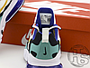 Мужские кроссовки Nike Air Max 270 React Bauhaus Multicolor AO4971-002, фото 3