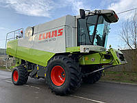 Зерноуборочный комбайн CLAAS Lexion 470 2002 года, фото 1