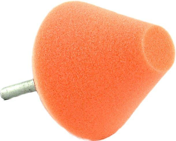 PYRAMID Полірувальний круг для колісних дисків універсальний, помаранчевий