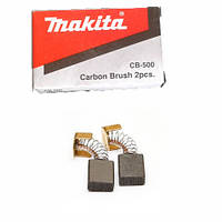 Угольные щетки MAKITA CB-500 для LH1200FL, LS1018L, M2300, MLS100, MT230, MLT100 (JM23000123)