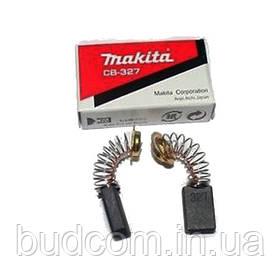 Угольные щетки MAKITA CB-327 с авто-отключением (HM0860C, HM1100, HM1100C, HM1130C, HM1140C, HR3000C, HR3550C, HR4000C)