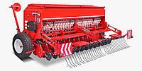Сеялка зерновая механическая 2,5 м. - 6 м. метров рабочая ширина захвата