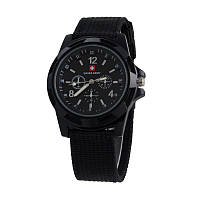 Мужские часы Swiss Army Черный