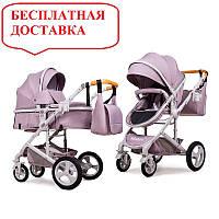 Детская коляска-трансформер 2 в 1 Nino's Brava