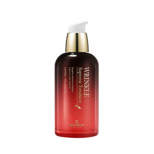 Питательная эмульсия с женьшенем The Skin House Wrinkle Supreme Emulsion, 130 мл