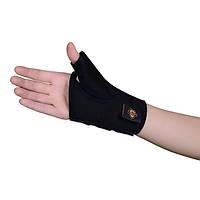 ARMOR ARH15 черный правый размер S,Бандаж на бол.палец руки