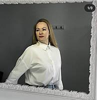 Женская рубашка классика, фото 1