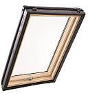 Мансардне вікно Roto Designo WDF R75 H WD AL Мансардное окно, фото 5