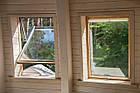 Мансардне вікно Roto Designo WDF R75 H WD AL Мансардное окно, фото 8