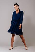 Платье 25483 (т.синий)
