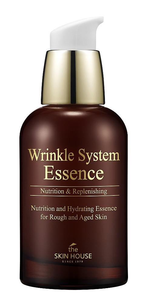 Антивозрастная эссенция с коллагеном The Skin House WRINKLE SYSTEM ESSENCE, 50 мл