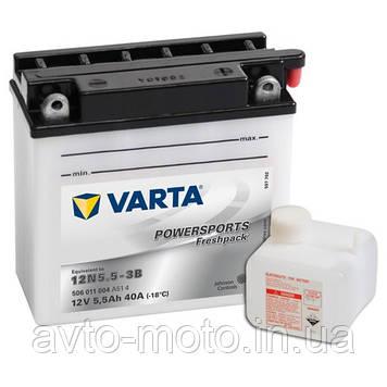 Аккумулятор 5Ah-12v VARTA FS FP