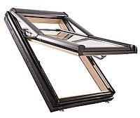 Мансардне вікно Roto Designo WDF R75 H WD AL Мансардные окна