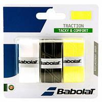 Намотка для теннисной ракетки Babolat Traction X 3