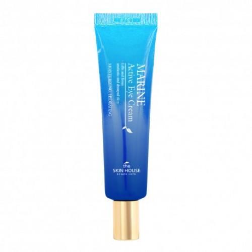 Крем для кожи вокруг глаз The Skin House Marine Active Eye Cream, 30 мл