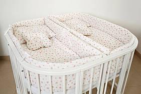 Детская постель для двойни Twins 14 эл