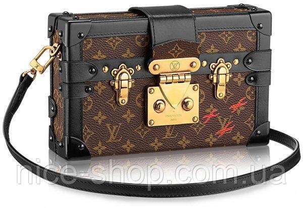 Клатч Louis Vuitton, кожа
