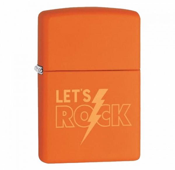 Запальничка Zippo Lets Rock Design, 29925