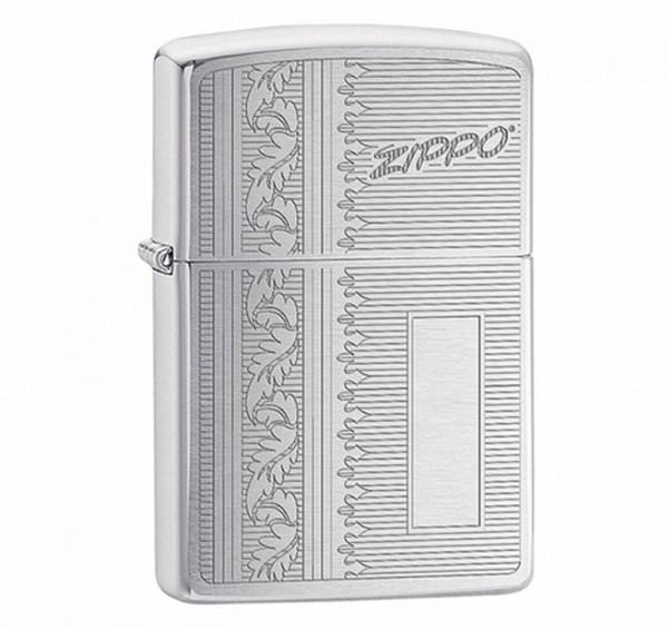 Зажигалка Zippo Initial Panel Design, 29682