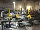 Торцювальний верстат (мультиторцовка) 3 пилкових вузла, фото 3
