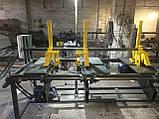 Торцювальний верстат (мультиторцовка) 3 пилкових вузла, фото 5