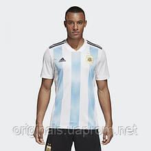 Футболка Adidas Argentina Home Replica Jersey BQ9324