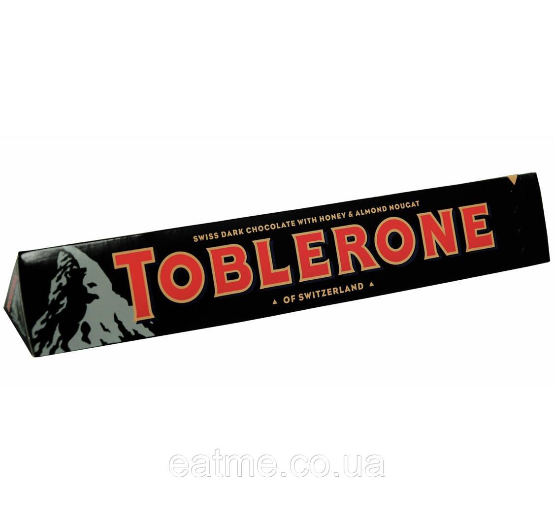 Toblerone Швейцарский черный шоколад
