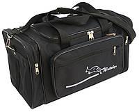 Небольшая дорожная сумка 22 л Wallaby 2686-2 черная