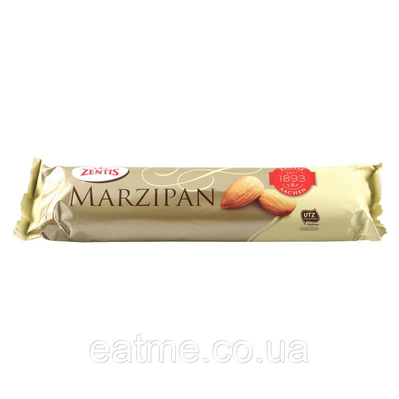 Zentis Огромный марципановый батон в тёмном шоколаде