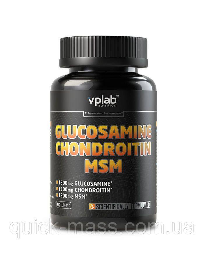 VPLab Glucosamine Chondroitin MSM 90 Tablets