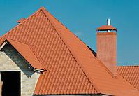 Металлочерепица Афина 0,55мм покрытие GrandeMat  ArcelorMittal Германия, ZN275. Гарантия 30 лет!, фото 5
