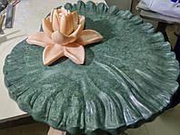 Лилия из мрамора