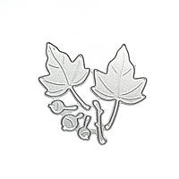 """Ножи для вырубки """"Листья и Ягоды"""" набор для фоамирана, фетра и бумаги для скрапбукинга, фото 1"""