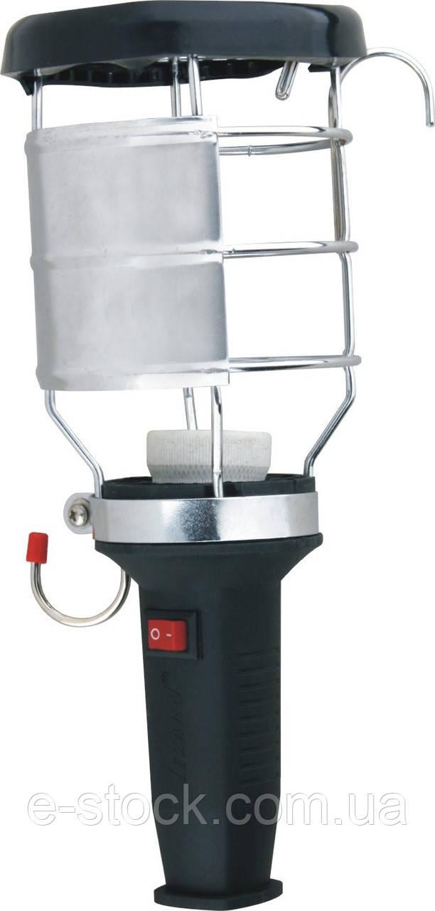 Переносной светильник с ручкой из каучука с выключателем, IP44