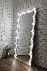 """Макияжное зеркало с подсветкой """"Личи"""" 80х176 см."""