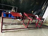 Торцювальний верстат для палетной заготовки ПТП-120, фото 3