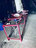 Торцювальний верстат для палетной заготовки ПТП-120, фото 4