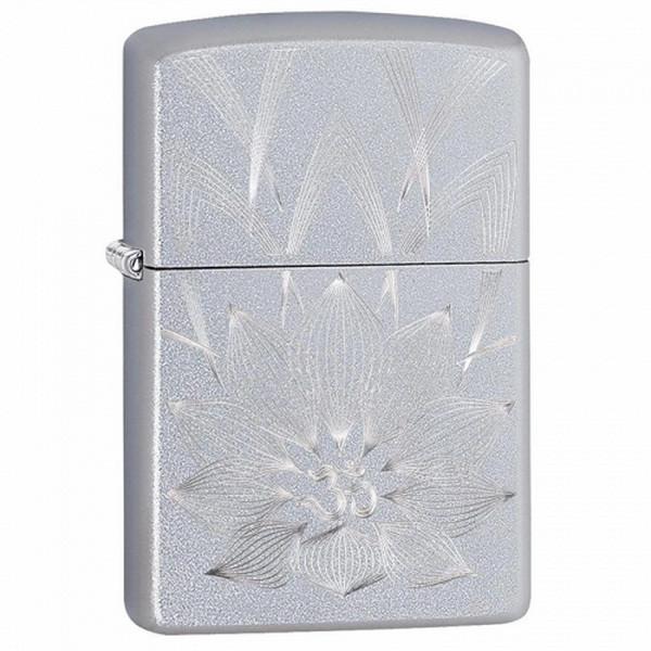 Зажигалка Zippo Lotus Ohm Design, 29859
