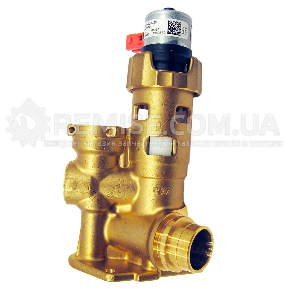 Трехходовой клапан с байпасом Vaillant turboTEC, atmoTEC Pro/Plus 0020132682