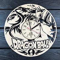 Необычные деревянные часы в интерьер «Dragon Ball», фото 1