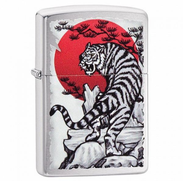 Зажигалка Zippo Asian Tiger Design, 29889
