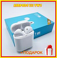 I11 TWS AirPods mini СЕНСОРНЫЕ беспроводные наушники в стиле аирподс блютус аирподсы аерпоц аирпоц