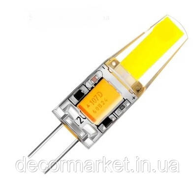 Светодиодная лампа Led BIOM G4 3.5W 1507 3000K AC220