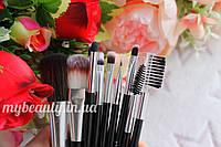 Набор кисточек для макияжа  из 10 инструментов, фото 1