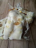"""Бомбочка для ванн """"Конфеты в глазури"""" с ароматом дыни и заварного крема, фото 2"""