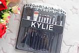 Набір пензликів для макіяжу з 10 інструментів, фото 3