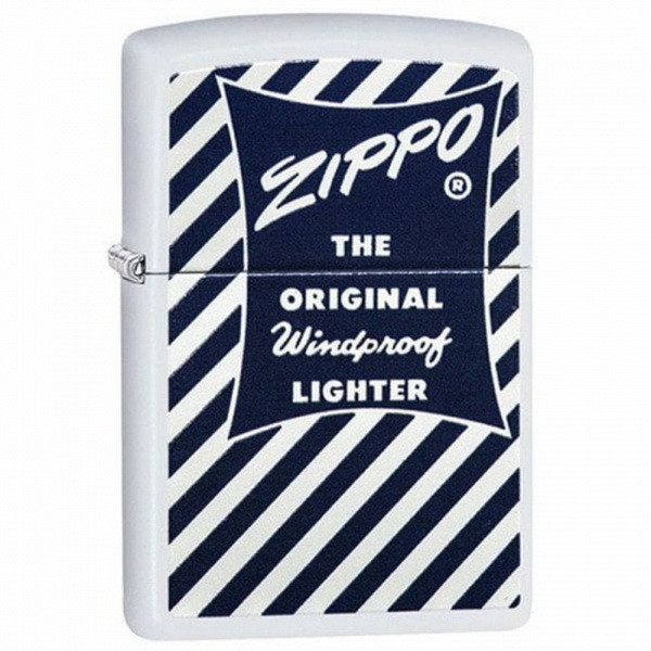 Запальничка Zippo Blue White, 29413