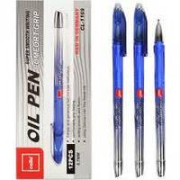 """Ручка масляна """"OIL PEN"""" Cello CL-1169 синя"""